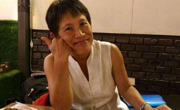 Egy thaiföldi feminista buddhista aktivista