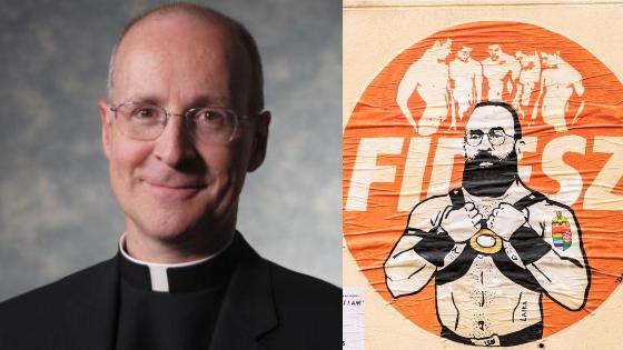 """James Martin jezsuita szerzetes a """"Szájer-jelenségről"""""""