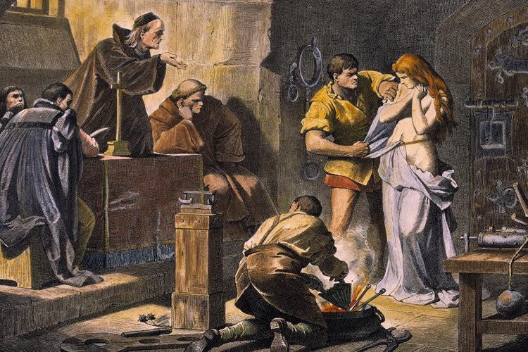 A nép hangja – Az eretnek és az inkvizítor