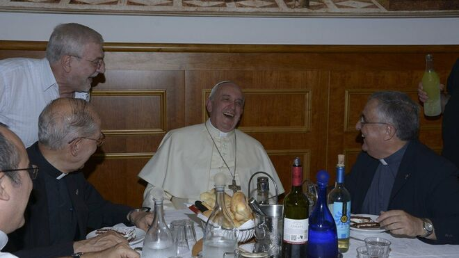 Ferenc pápa: A szexualitás és az evés gyönyöre isteni eredetű
