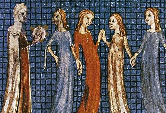 Zsidó nők a középkorban és a rabbinikus irodalomban