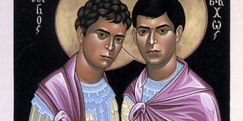 Homoszexuális szentek az egyházban