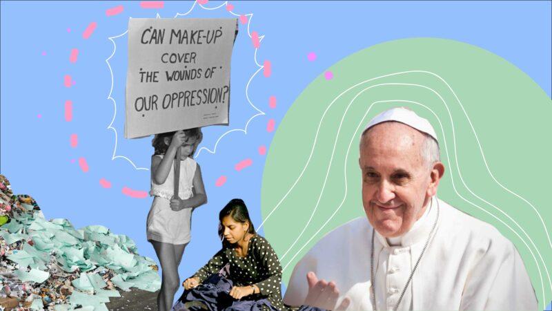 Ferenc pápa és az ökofeminizmus
