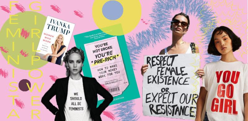 Hatalmi póz és a pink feminizmus