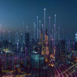 Okoseszközök összehangolt rendszere: így működik majd a jövő városa