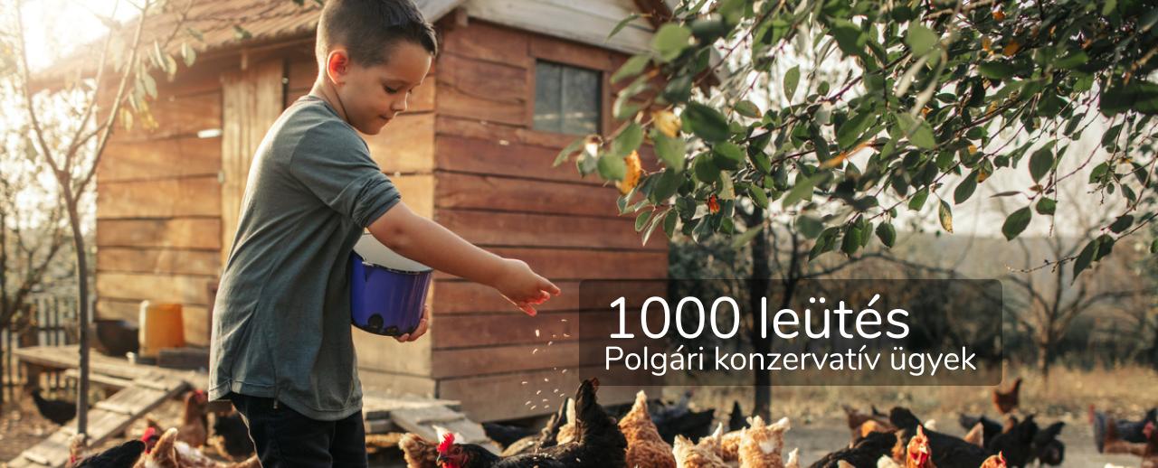 1000 leütés