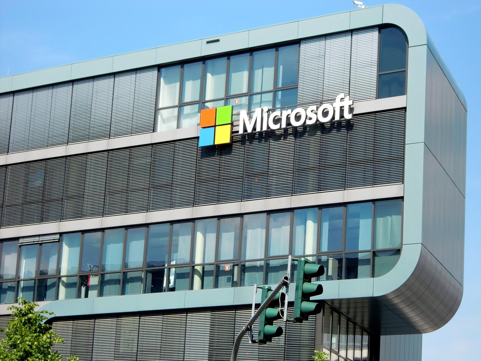 A Microsoft magyarországi korrupciós botránya