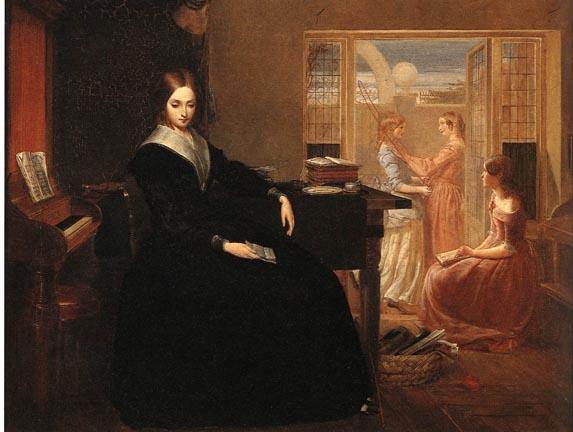 """""""Kit úgy szeretek, hogy ki nem mondhatom"""" – Nővériség egy 19. századi grófkissszony naplójában"""