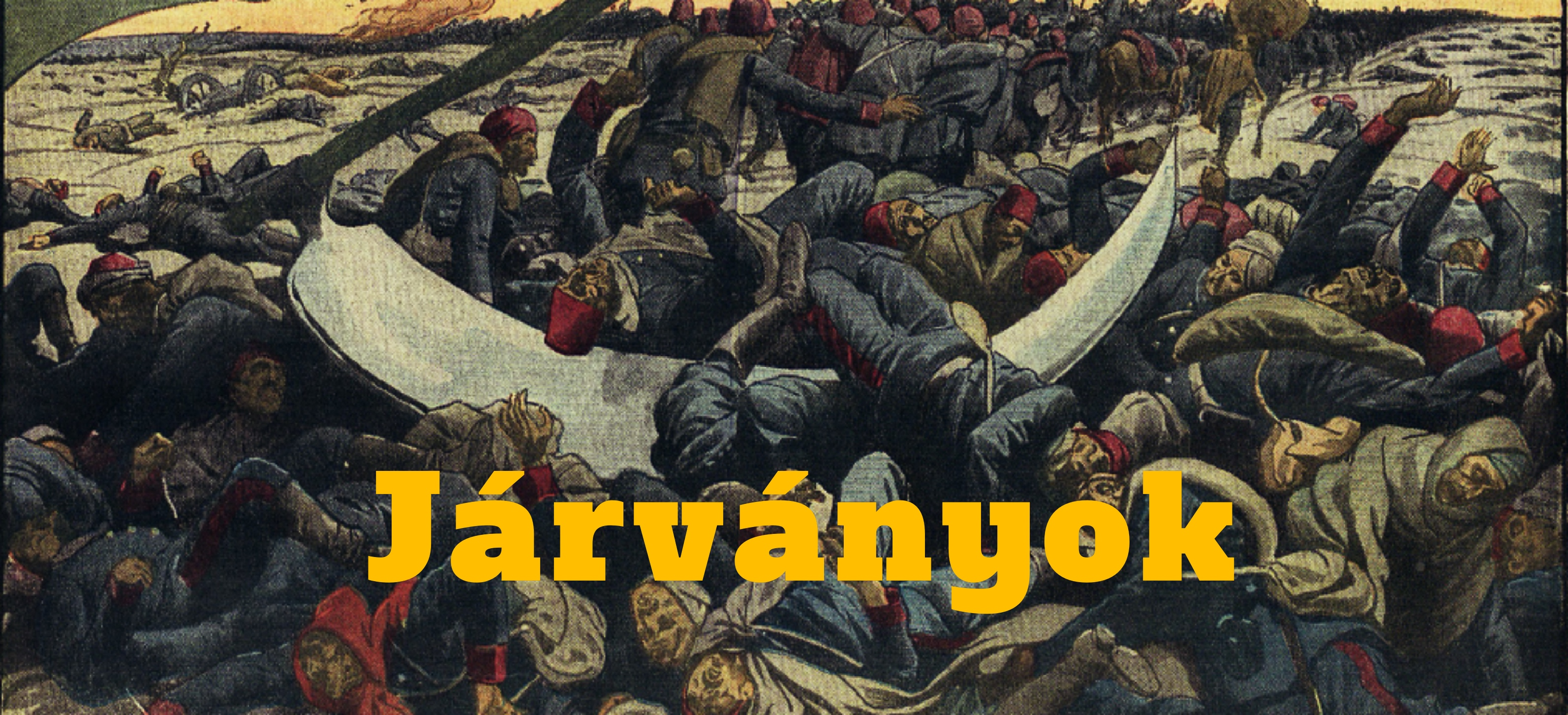 Huszárkarddal a pestis ellen – Magyar emigránsok a nagy marseille-i pestisjárvány idején