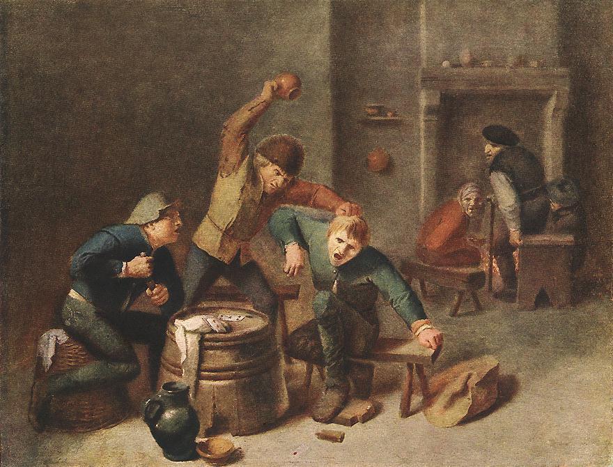 Önfejű parasztok és kézművesek a reneszánsz Rómában