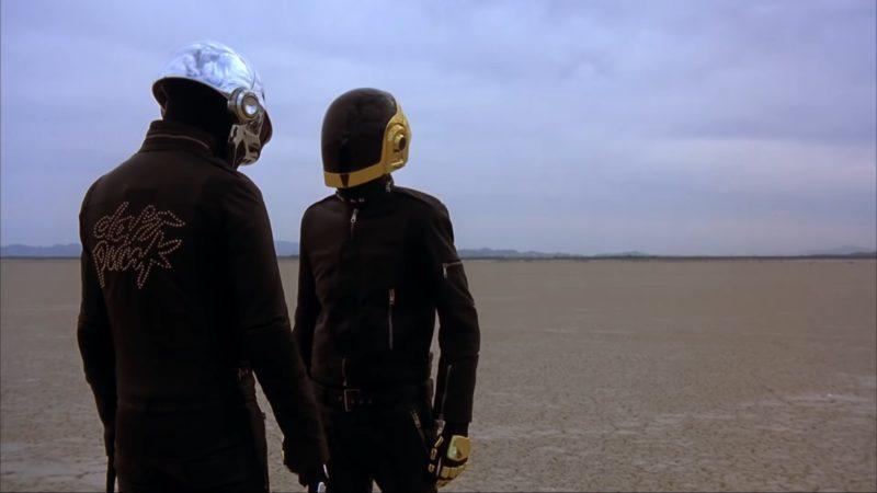 Nem sok olyan búcsú van, mint a Daft Punké