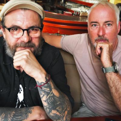 """Wanted Podcast #12// """"Azt mondták, hogy ilyet nem lehet"""" – beszélgetés Hajós Andrással és Jeli Andrással a Dalfutárról"""