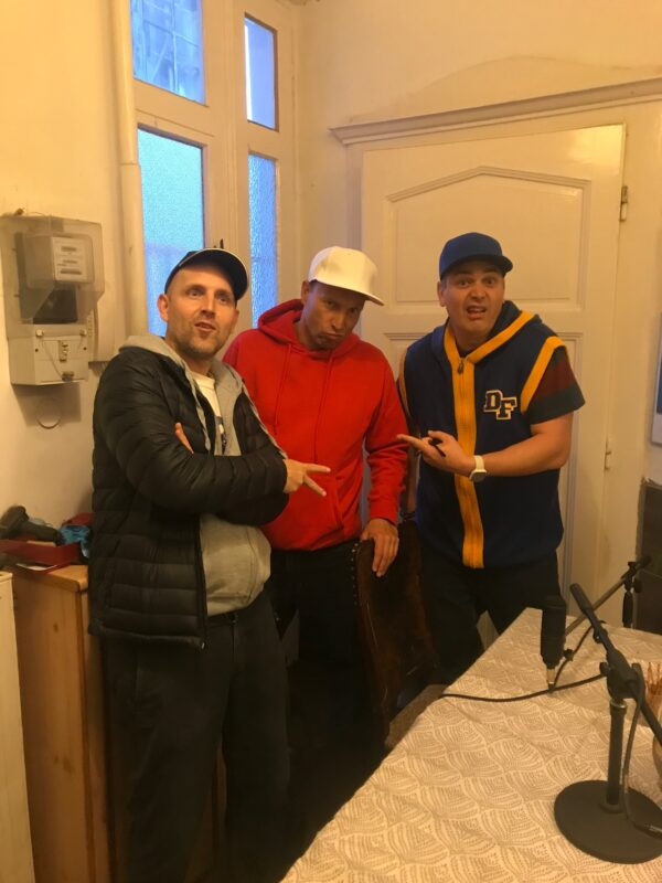 Wanted Podcast #43 // Fila Rap Jam, avagy egy műfaj felcímkézése