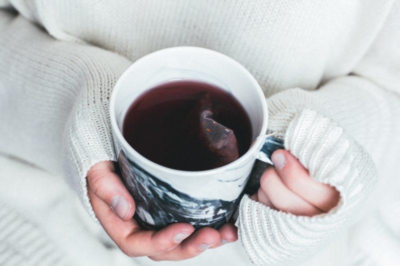 Tea nemcsak öt órára