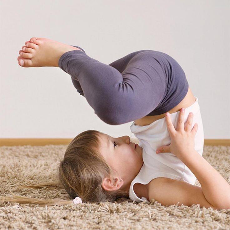 Gyerekjóga – hol kezdődik a jóga?
