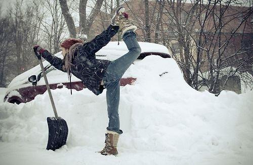 Inspiráló téli képek – avagy éljen a snowga!