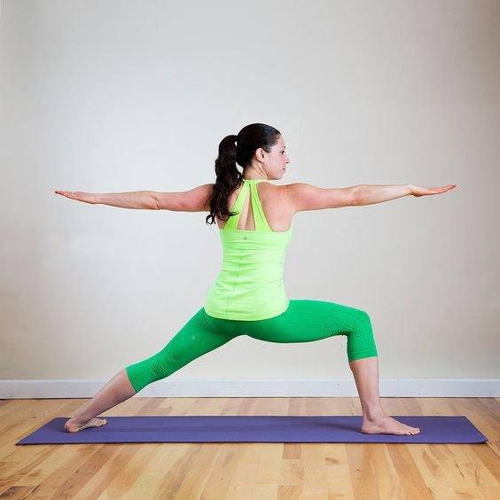 Térdkímélő jóga