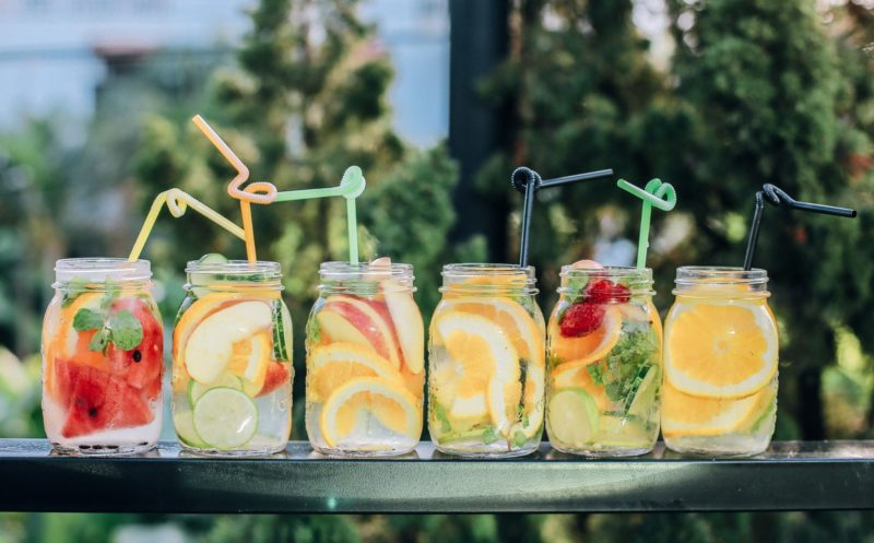 Így készíts házilag finom és egészséges ízesített vizet