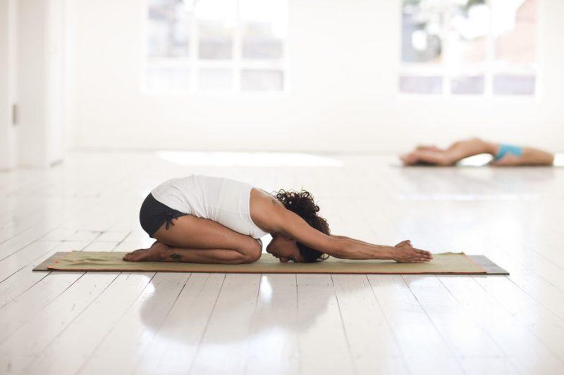 Így lazíts jóga után