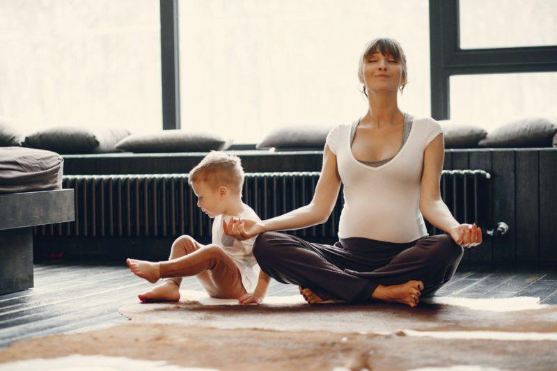 Így változott meg a jógagyakorlásom, mióta anya lettem